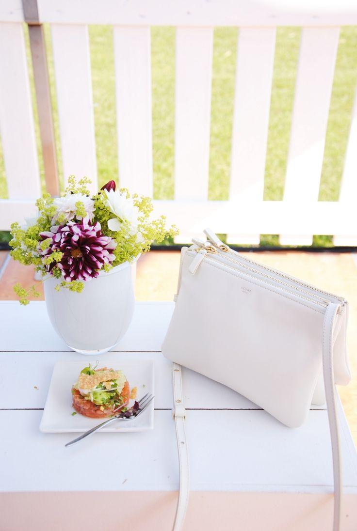 I\u0026#39;m fashionstoned celine trio bag beige | Fashion | Pinterest ...