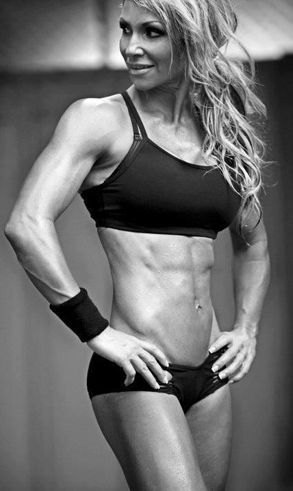 Female Fitness Models. not too much not too skinny.                                                                                                                                                                                 More