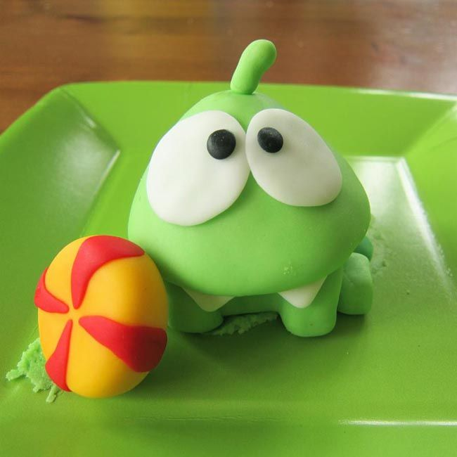 Yummy Cut The Rope Birthday Cake Gadgetsin                                                                                                                                                      More