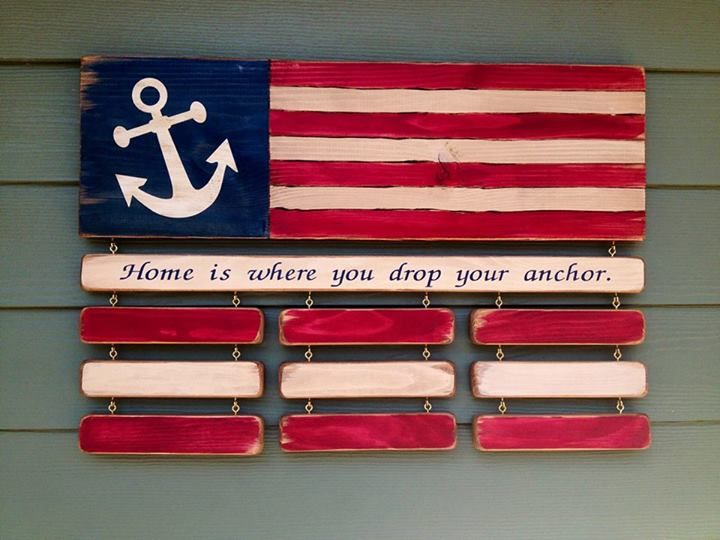 www.facebook.com/CreativeMoonlighting  Navy  Duty Station Signs hand carved