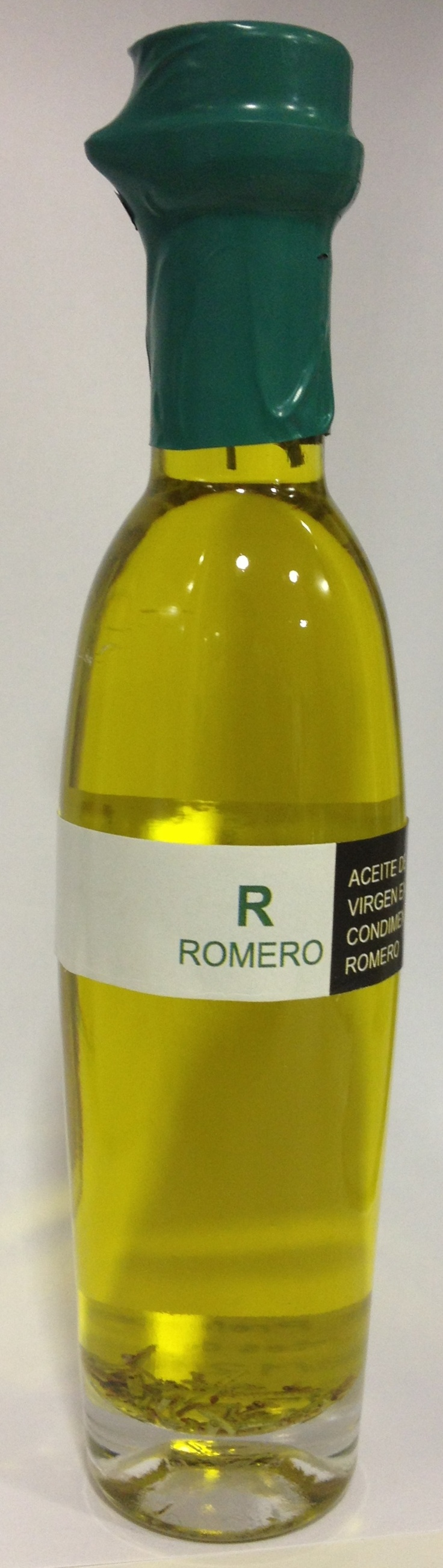 Aceite de oliva virgen extra ecostean con romero!