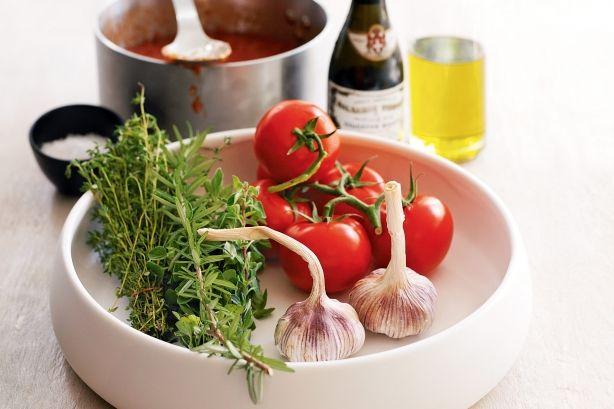 Roasted-tomato sugo