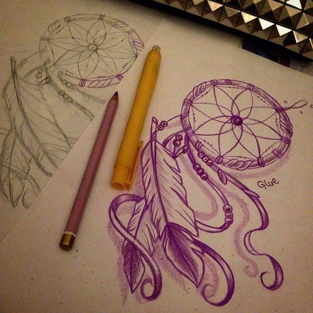 #tattoo #flash #dream #dreamcatcher #tattoos #apprentice #Tattoomodel #tattooapprentice #sketch #sketching #cutetattoo #cute #nice #love #pretty
