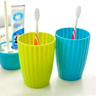 Buy 'TAIPEI STAR – Toothbrush Holder Cup Set' with Free International Shipping at YesStyle.com. Browse and shop for thousands of Asian fashion items from Taiwan and more!