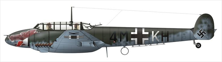 WW2 Messerschmitt