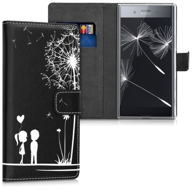 Husa Wallet Dandelion Sony Xperia Xz Premium Husecool Husesony Husasony Husetelefoane Husatelefon Carcasetelefon Huseromania Husă Husă Telefon Piele
