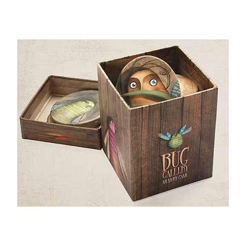 Marbushka - Bogárkák memória 3 éves kortól - Memória játékok - Akebia Játék-Készségfejlesztő, kreatívjátékok webáruháza