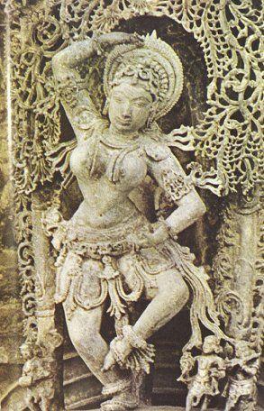 An Indian Temple Sculpture