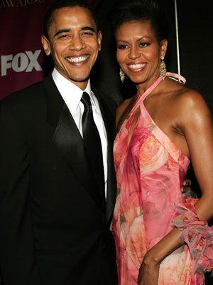 President and Mrs. Obama