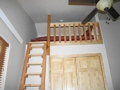 Loft Bed Over Closet Loft Over Closet Fun Stuff Pinterest