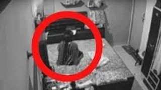 GHOST Young Girl Caught On CCTV Real VIDEOS