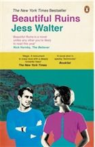 And the third book in our travel bag is Jess Walter's Beautiful Ruins. One part of the book takes place in 1962 in an Italian coastal town, the other in contemporary America. We've read 50 pages so far and very much enjoy it.
