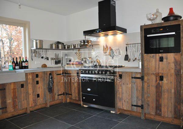 Boeren keuken - RestyleXL