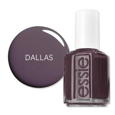America's Most Wanted Nail Polish - Dallas, TX: Charcoal from #InStyle