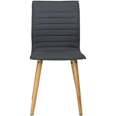Klarkson Dining Chair Corsica Steel