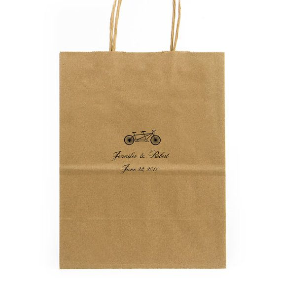 ... Bags / Custom Out of Town Guest Bags Favor Bags Destination Wedding