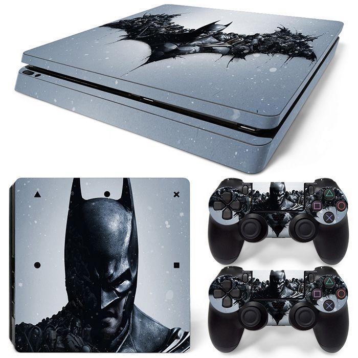 >> Click to Buy << Batman sticker for PS4 slim cheap price creative color skin sticker for PS4 slim #TN-PS4 Slim-0070 #Affiliate