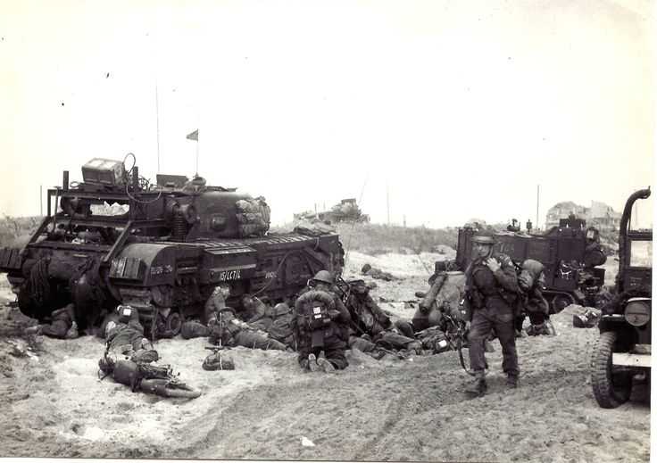 canadian d day beach tours