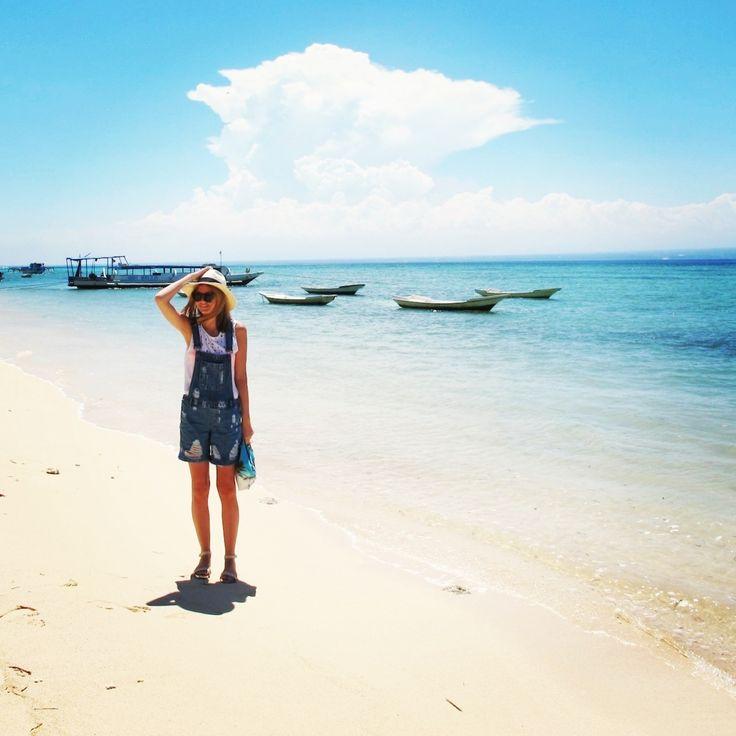 Jessica, Nusa Lembongan