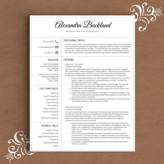 26 best Creative Resume Templates images on Pinterest Resume - popular resume templates