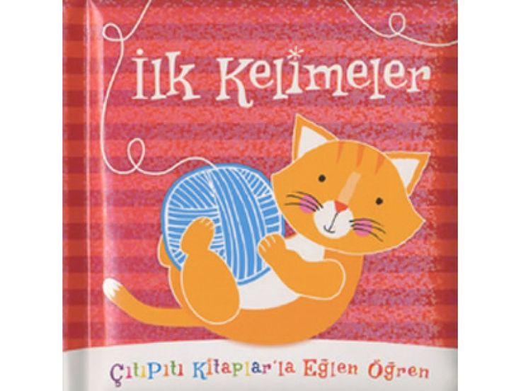 Çıtıpıtı Kitaplar Eğlen Öğren: İlk Kelimeler - Pearson, Bebek Kitapları, Çocuk Kitapları, Renkler Afacan Kitap çocuklar için eğitici kitap, eğitici oyuncak , mobilya!