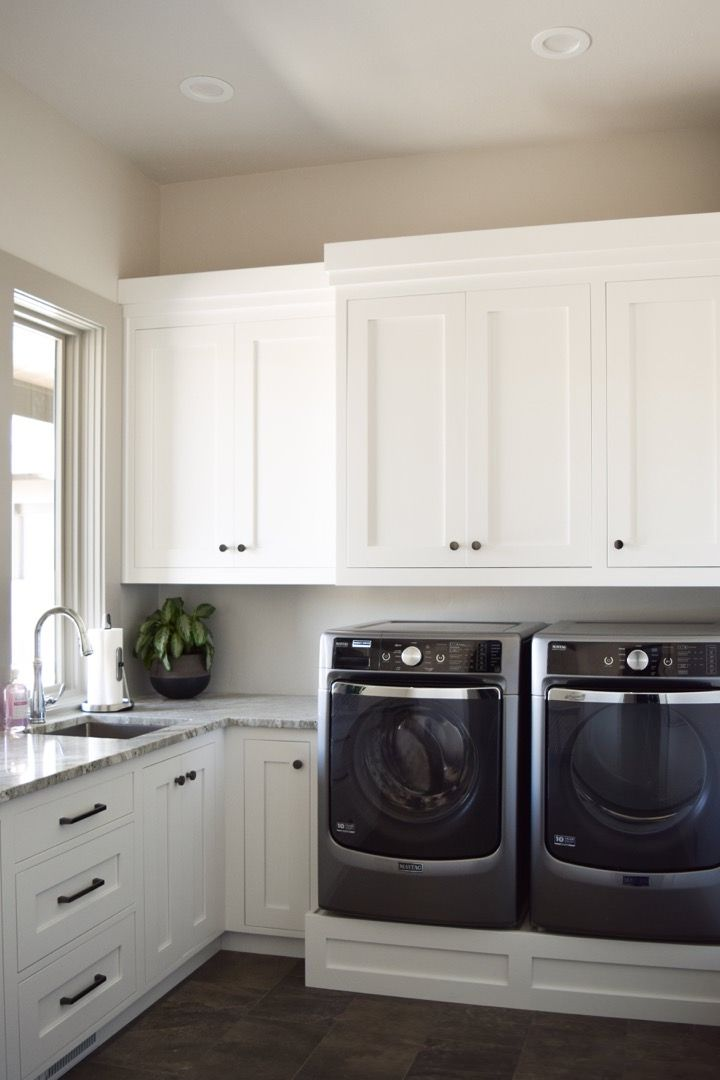 Custom Laundry Room Cabinets By Jensen S Custom Cabinets Are You