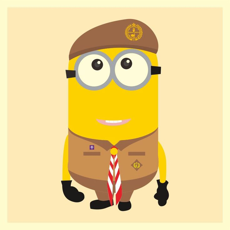 Minion Scouts Indonesia Pramuka Places To Visit Pinterest Scouts Minions And Indonesia