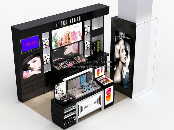 display stand cosmetic