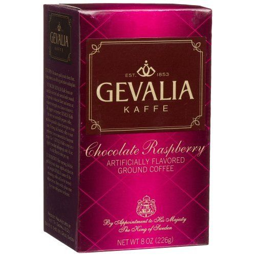 Gevalia Chocolate Raspberry Ground Coffee #AmazonGrocery Coffee & Tea Pinterest Originals ...