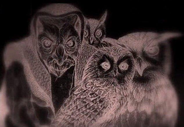 La Lechuza Bruja Witch