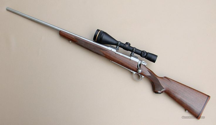 Winchester Model 70 Classic LEFT HAND 270 Rifle with a Leupold VARI-X for sale (912932554)