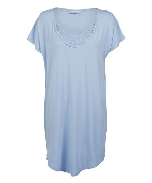 The Zara Bamboo Summer Nightie - from Baksana's brand new summer collection - is an elegant yet supremely comfortable choice for your summer sleepwear.
