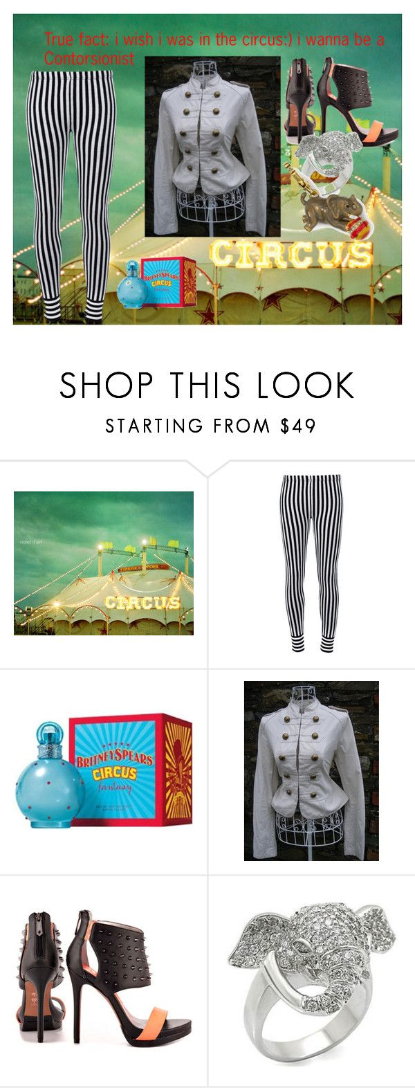 """""""True fact #3"""" by xoangel33 ❤ liked on Polyvore featuring WALL, Circus Hotel, Britney Spears, ADAM, Sam Edelman, Fantasy Jewelry Box and Juicy Couture"""