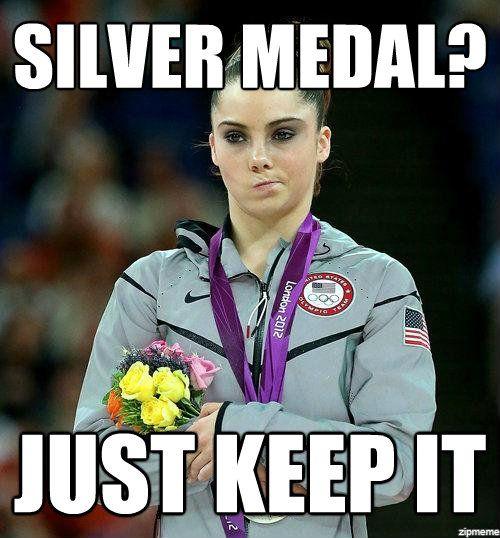 JimmyFungus.com: Unimpressed meme girl McKayla Maroney is Not ...
