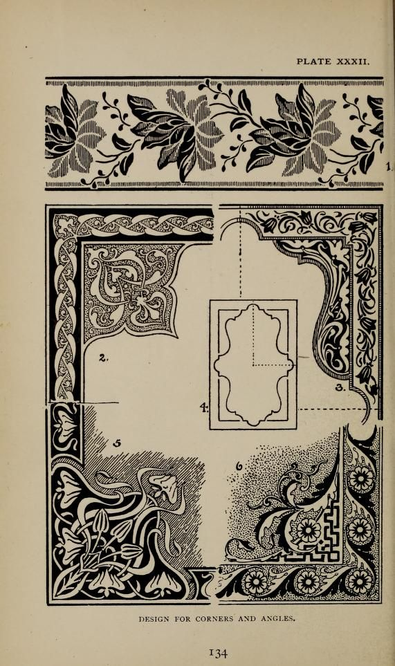 17 Best Images About Patterns And Motifs 2 On Pinterest