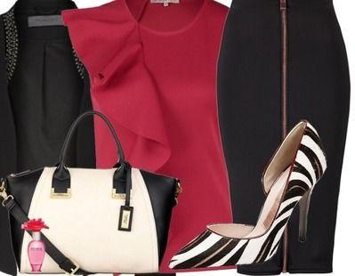 Mooie avond outfit, perfect voor een chique gelegenheid ♥