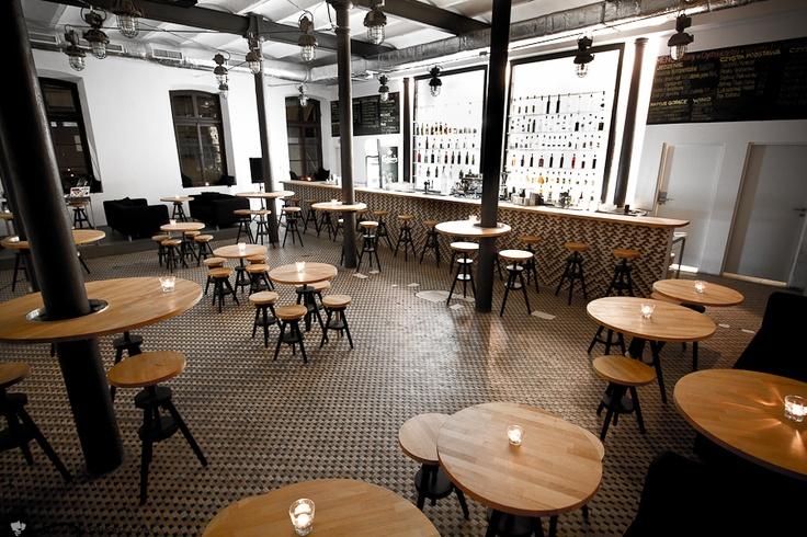 Czystaojczysta | vodka bar | Warsaw - Praga district