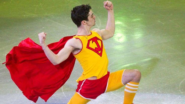 Javier Fernández, 'Superhéroe' de hielo, Patinaje sobre hielo  online, completo y gratis en RTVE.es A la Carta. Todos los programas de Patinaje sobre hielo online en RTVE.es A la Carta