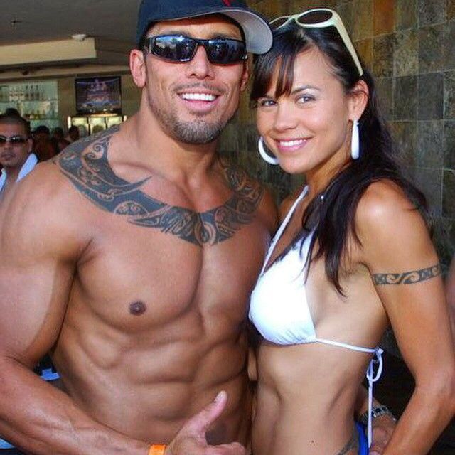"Dwayne ""The Rock"" Johnson's Cousin and Stunt Double Tanoai ..."