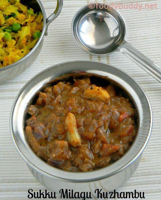 650 best home food images on pinterest indian food recipes sukku milagu kuzhambu recipe sukku kuzhambu dry ginger pepper kulambu is a south indian style medicinal kuzhambu recipe good to relieve cold cough and forumfinder Images