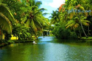 Alappuzha which is among the most popular tourist destinations of the state.