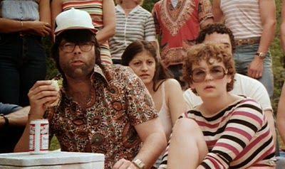 Le Bouquinovore: Stephen King et Tabitha King dans le film Knightriders