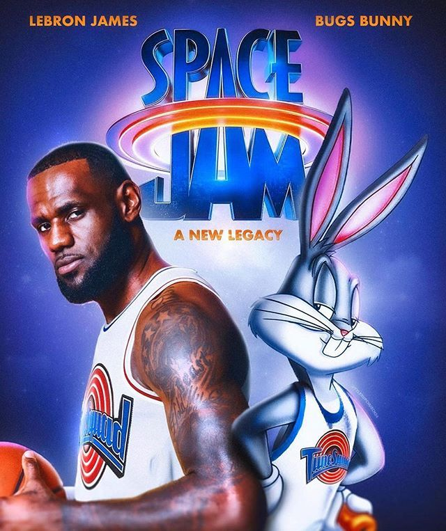 Lebron James On Instagram Drop A In The Comments If You Will Be Watching Space Jam Lebron James Art Lebron James Nba Pictures