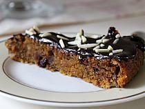 wegan carot cake - Pyszne, zdrowe, kolorowe - www.qulinarna.com na Stylowi.pl
