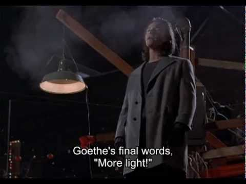 Northern Exposure - Light - One of the more powerful television moments I've experienced!