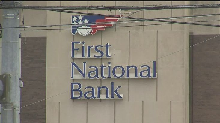 first national bank credit card division