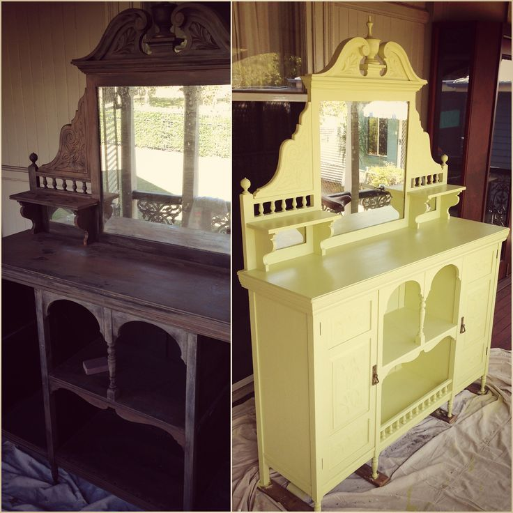 Our gorgeous customer Tenille, threw caution to the wind as she embarked on her inaugural painting project. We love the zesty yellow that is so cheery and bright. Huge success and we look forward to your next painting project!