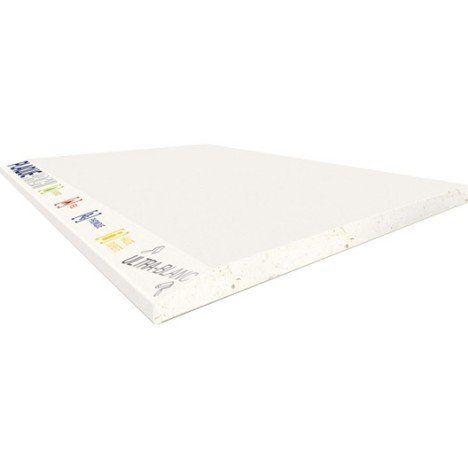 Plaque de plâtre Archi MO H1 -5DB NF 2.6 x 1.2m, BA13, entraxe 60 cm