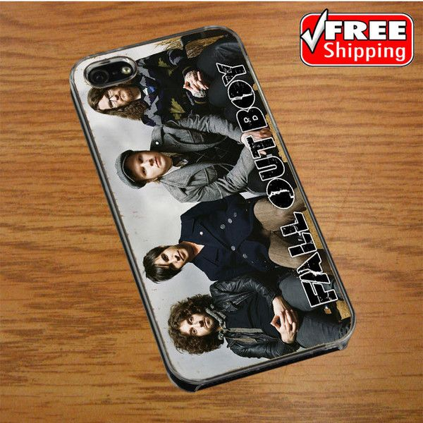 American Pop Punk Band Fall Out Boy IPHONE 4 | 4S COVER CASE
