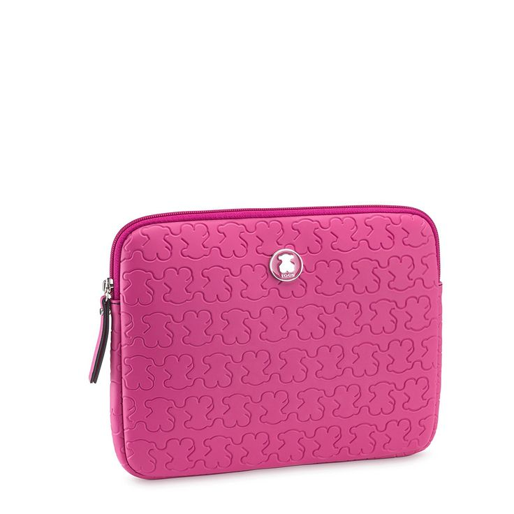 TOUS Welly collection laptop case